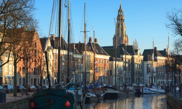 Binnenstad Groningen