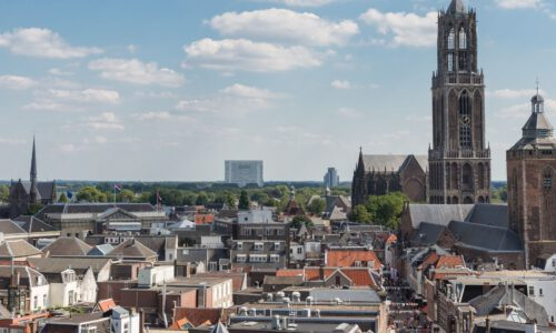 Utrechtse stad